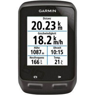 *** 2. Wahl *** Garmin Edge 510 (Bundle mit Brustgurt + GSC10 Sensor) - GPS-Gerät  