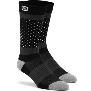 100% Opposition Socks, black - Radsocken