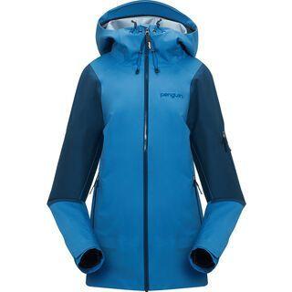 Penguin Frauen 3 Lagen Dermizax Shell Jacke, space blue/storm blue - Skijacke