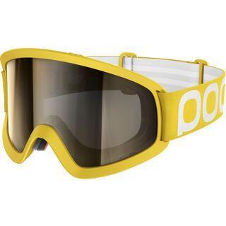 POC Ora Clarity, sulphite yellow/Lens: light brown - MX Brille