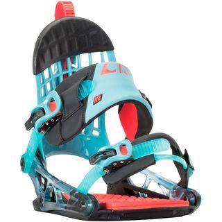 K2 Cinch CTS 2016, shark - Snowboardbindung