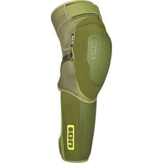 ION K_Cap_Evo, olive melange - Knie/Schienbeinschützer