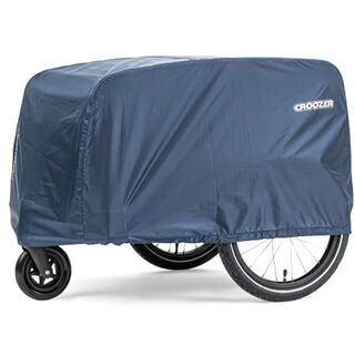 Croozer Faltgarage für Cargo ab 2018 dark blue