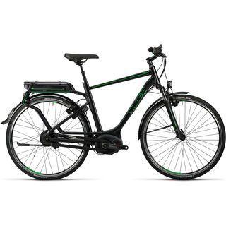 Cube Delhi Hybrid Pro 500 2016, glossy´n´flashgreen - E-Bike