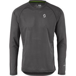 Scott Trail MTN Aero L/SL Shirt, dark grey - Radtrikot