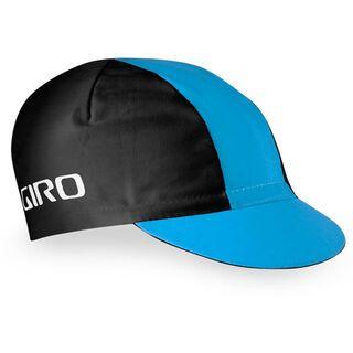 Giro Peloton Cap, black/blue/red - Radmütze