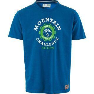 Scott 30 Vintage s/sl T-Shirt, mykonos blue