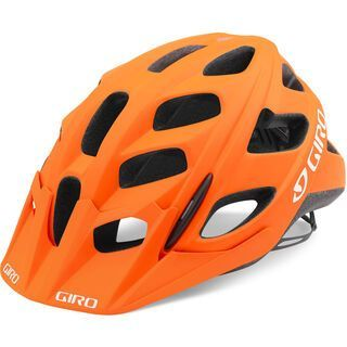 Giro Hex, matte flame white titanium - Fahrradhelm