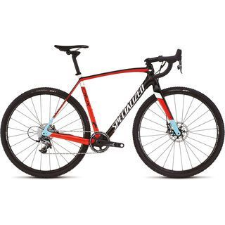 Specialized CruX Expert X1 2016, carbon/red/blue - Crossrad