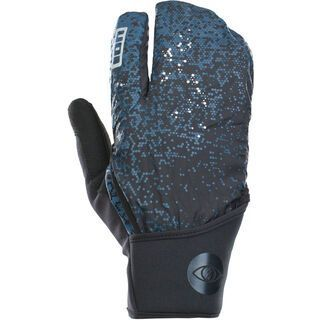 ION Gloves Haze AMP, ocean blue - Fahrradhandschuhe