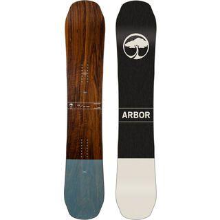 Arbor Coda Camber Mid Wide 2020 - Snowboard