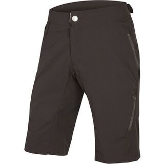 Endura SingleTrack Lite Short II, schwarz - Radhose
