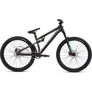 Specialized P.Slope 2016, charcoal/black/cyan - Dirtbike
