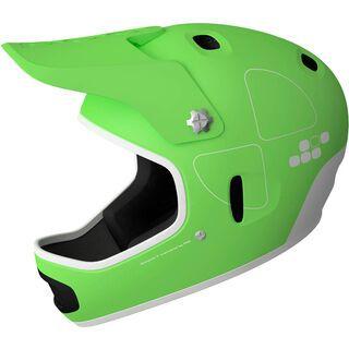 POC Cortex Flow, Iodine Green - Fahrradhelm