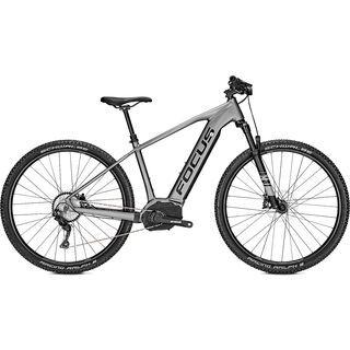 Focus Jarifa² 6.8 - 27.5 2019, grey - E-Bike
