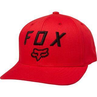 Fox Legacy Moth 110 Snapback dark red