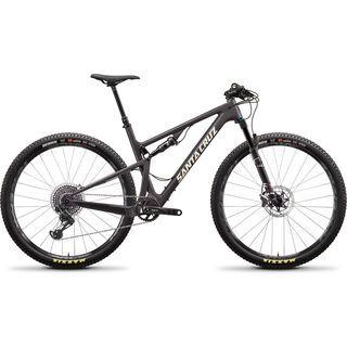 Santa Cruz Blur CC X01 TR 2019, carbon/fog - Mountainbike