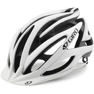 Giro Fathom, white/black - Fahrradhelm