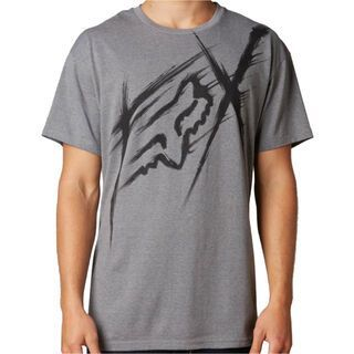 Fox Wildling SS Tee, heather graphite - T-Shirt