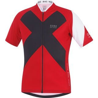Gore Bike Wear Element X-Road Trikot, red/black