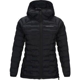 Peak Performance W Argon Light Hood Jacket, black - Thermojacke