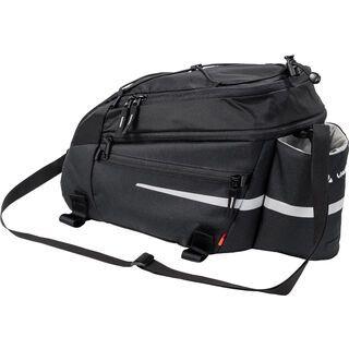 Vaude Silkroad L, black - Gepäckträgertasche