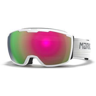 Marker Perspective+ Polarized - Pink Plasma Mirror white