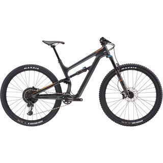 Cannondale Habit Carbon Women's 1 2019, graphite - Mountainbike