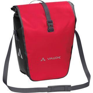 Vaude Aqua Back, red - Fahrradtasche