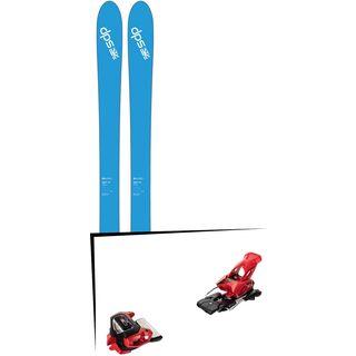 Set: DPS Skis Wailer 106 2017 + Tyrolia Attack² 13 GW (2020409)