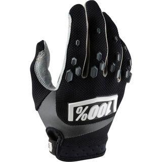 100% Airmatic Youth Glove, black - Fahrradhandschuhe