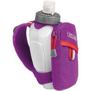 Camelbak Arc Quick Grip inkl. Podium Chill Flasche 300ml, purple cactus flower - Trinkflasche
