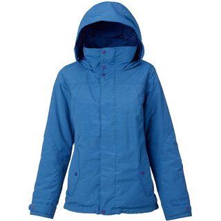Burton Womens Jet Set Jacket, bright cobalt - Snowboardjacke