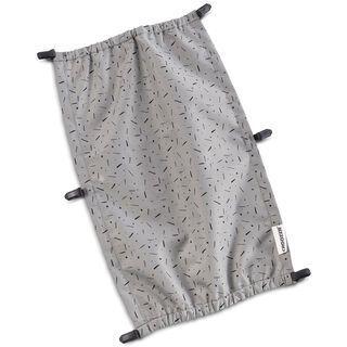 Croozer Sonnenschutz für Kid Einsitzer ab 2014 stone grey/colored