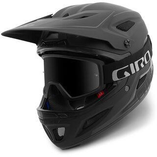 Giro Disciple MIPS matte black/gloss black