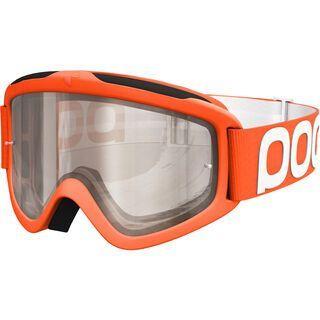 POC Iris DH, orange/clear - MX Brille