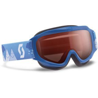 Scott Tracer Junior, blue/light amplifier - Skibrille