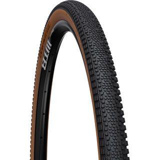 WTB Riddler TCS Light/Fast Rolling  - 700C, schwarz-tan - Faltreifen