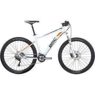 BMC Sportelite SE SLX/XT 2017, white - Mountainbike