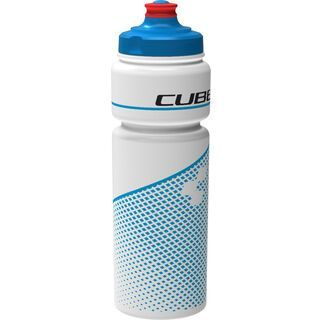 Cube Trinkflasche Teamline, white´n´blue