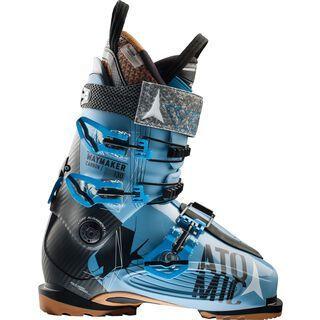 Atomic Waymaker Carbon 130 2017, denim blue/black - Skiboots