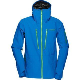 Norrona Lofoten Gore-Tex Pro Jacket, Electric Blue - Skijacke