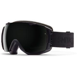 Smith I/O + Spare Lens, black interceptor/blackout - Skibrille