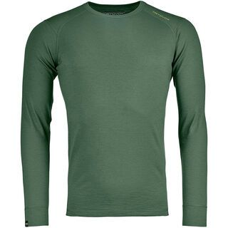 Ortovox 145 Merino Ultra Long Sleeve M, green forest - Unterhemd