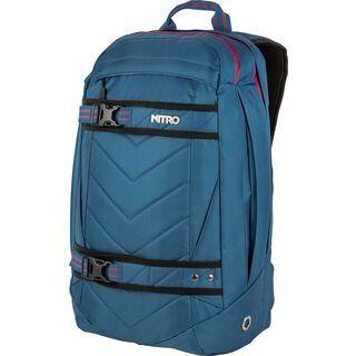Nitro Aerial, blue steel - Rucksack