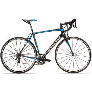 Cannondale Synapse Hi-Mod Ultegra 2014, blau - Rennrad