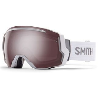 Smith I/O 7 + Spare Lens, white/ignitor mirror - Skibrille