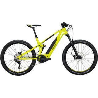 Conway Xyron 227 2020, acid/black - E-Bike