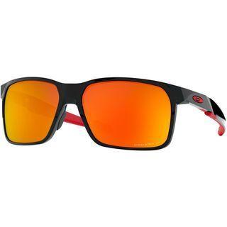 Oakley Portal X Prizm Polarized Prizm Ruby Polarized polished black
