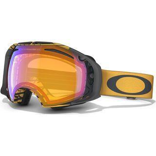 Oakley Airbrake, orange/Lens: hi persimmon iridium - Skibrille